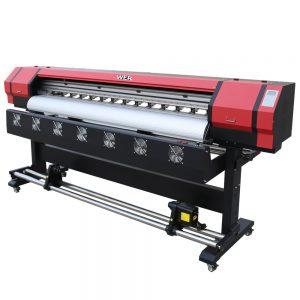 1604X DX5 skrivehode utendørs PVC-skriver eco-løsningsmiddelprinter WER-ES1601