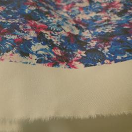 Digital tekstil utskrift prøve 2 av digital tekstil skriver WER-EP7880T