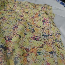Digital tekstil utskrift prøve 3 av A1 digital tekstil skriver WER-EP6090T