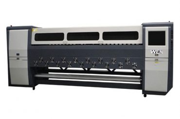 God kvalitet K3404I / K3408I Solvent Printer 3.4m harddisk blekkskriver