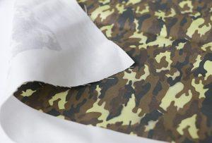 Tekstilutskrift 3 ved digital tekstilmaskin WER-EP7880T