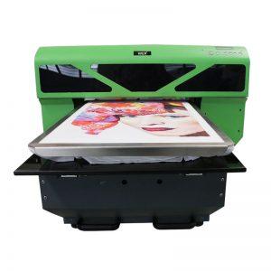 A2-størrelse DTG direkte til plaggetrykkerskjerm utskrift maskin WER-D4880T