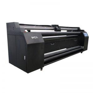 WER-E1802T 1.8m direkte til tekstil skriver med 2 * DX5 sublimeringsskriver