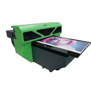 billig UV inkjet flatbed, A2 420 * 900mm, WER-D4880UV, mobiltelefon case printer