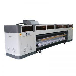 høyoppløselig høyhastighets digital blekkskriver med ricoh gen5 skrivehode UV-plotter WER-G-3200UV