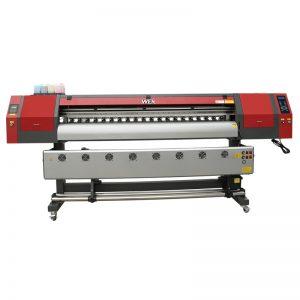 Kinesisk best pris t-skjorte storformat utskrift maskin plotter digital tekstil sublimering blekkskriver WER-EW1902